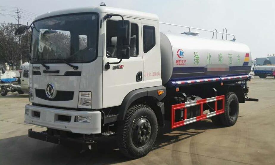 东风12吨T3绿化喷洒车图片