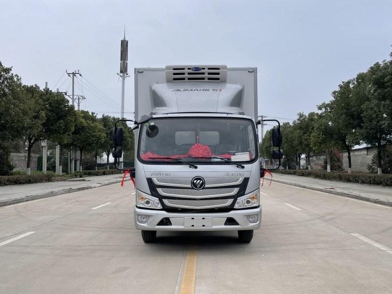 国六福田欧马可4.2米冷藏车图片三