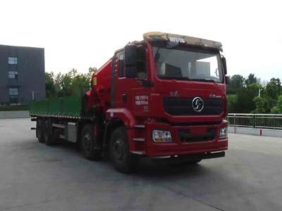 大型折臂式随车起重运输车可选装25吨,20吨,16吨图片