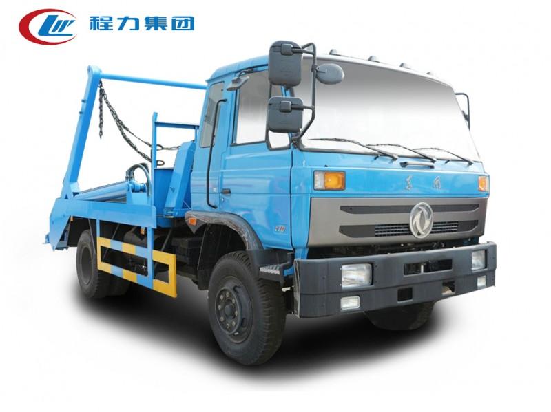 东风145(8-10方)摆臂垃圾车