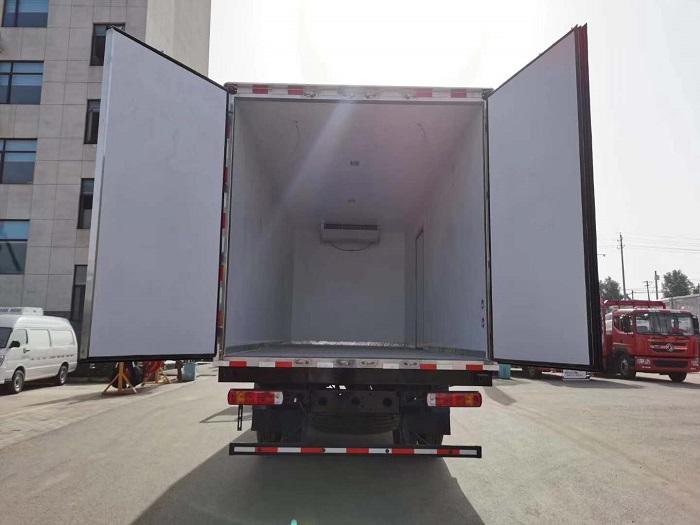 欧马可S5国五6.6米冷藏车图片六