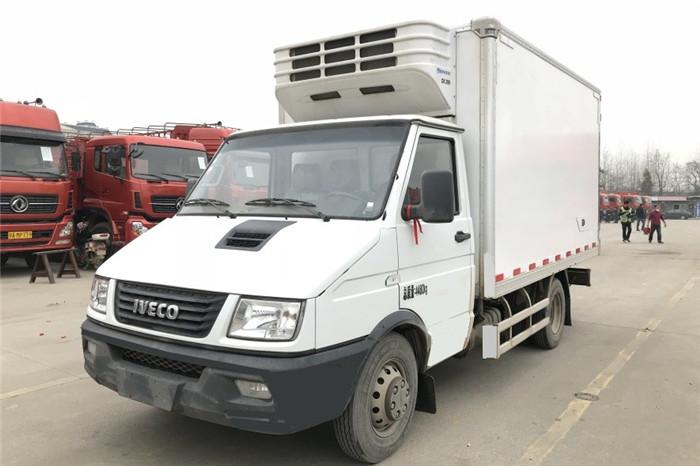 依维柯得意X45冷藏车(厢长3.5米)