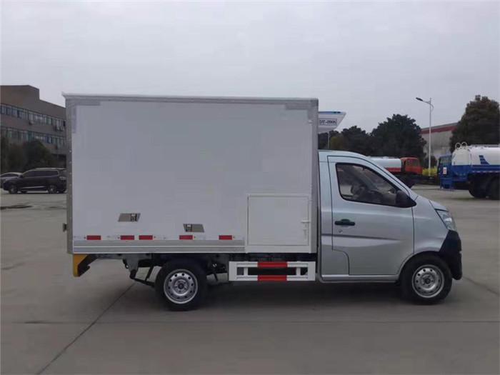 长安星卡冷藏车(厢长2.7米)图片五