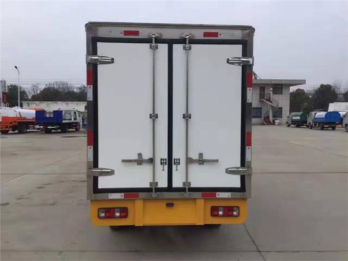 长安星卡冷藏车(厢长2.7米)图片七