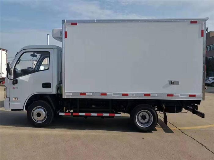 跃进小福星S70冷藏车(厢长3.26米,国六)图片四
