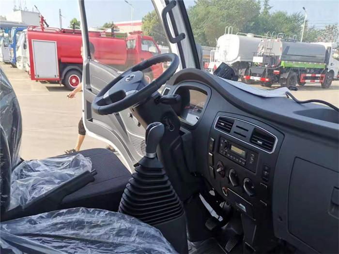 跃进小福星S70冷藏车(厢长3.26米,国六)图片五