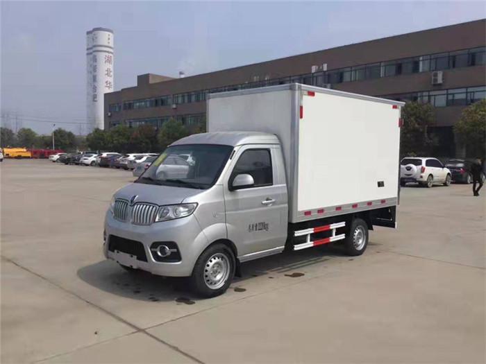 金杯小金牛T30冷藏车(厢长2.8米)图片