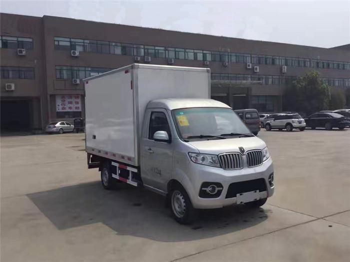 金杯小金牛T30冷藏车(厢长2.8米)图片三