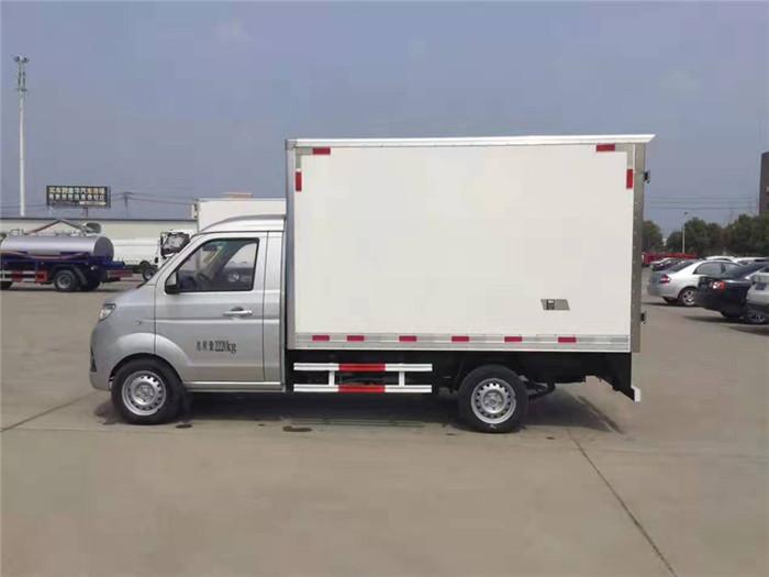 金杯小金牛T30冷藏车(厢长2.8米)图片四