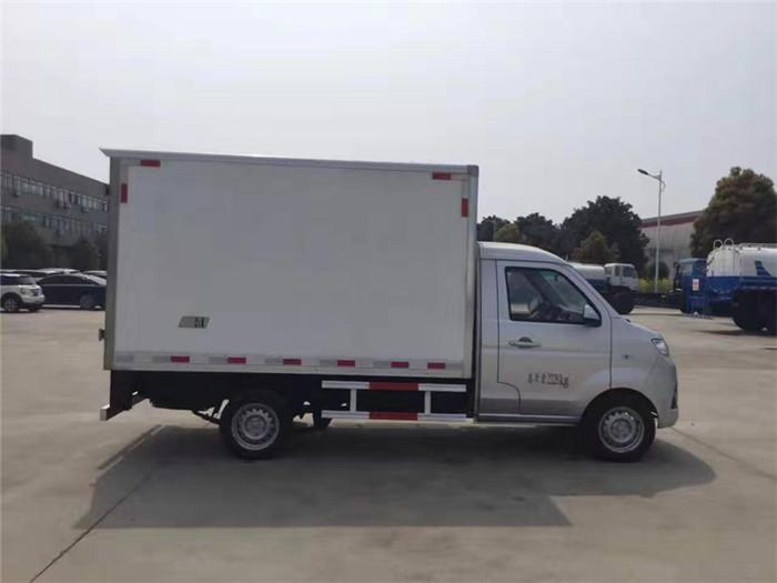 金杯小金牛T30冷藏车(厢长2.8米)图片六
