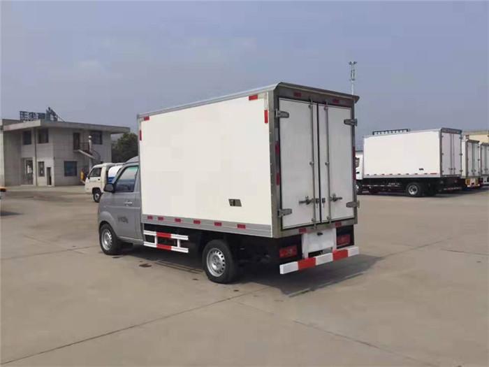 金杯小金牛T30冷藏车(厢长2.8米)图片七