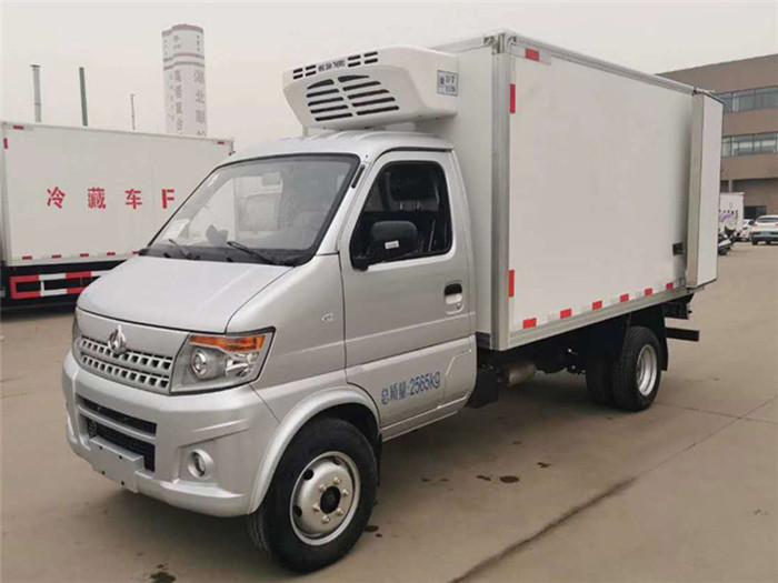 国六长安神骐T20冷藏车(厢长3.2米)图片一