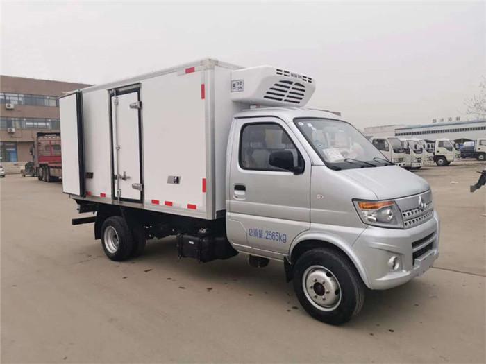 国六长安神骐T20冷藏车(厢长3.2米)图片三