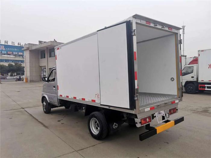 国六长安神骐T20冷藏车(厢长3.2米)图片七