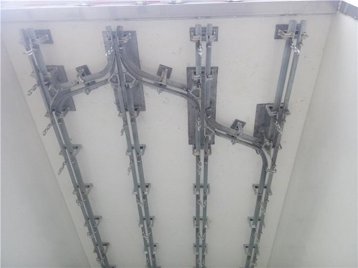 冷藏车对接式导轨图片三