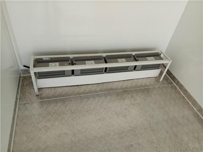 冷藏车加热燃油锅炉(送盒饭保温用)图片一
