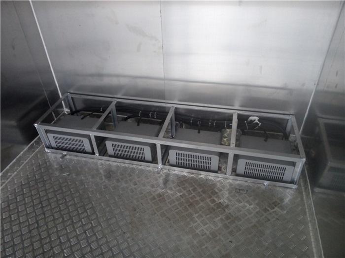 冷藏车加热燃油锅炉(送盒饭保温用)图片六
