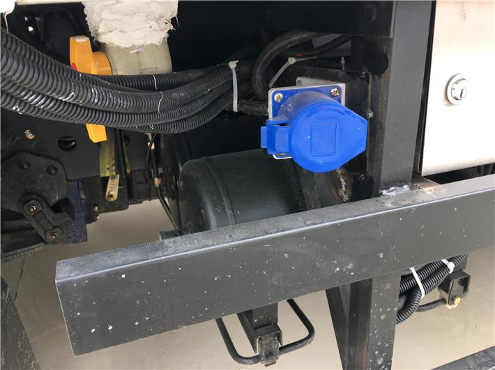 襄阳韩亚冷藏车车载备用电源图片一