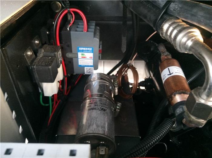 冷藏车220V/380V外接备用电源图片五
