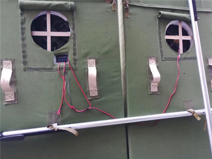 冷藏车厢软隔断图片四